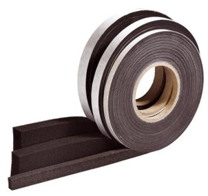 foam gap seal rolls in various sizes