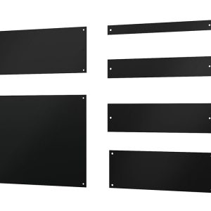 Multiple Cool Shield Blanking Panels