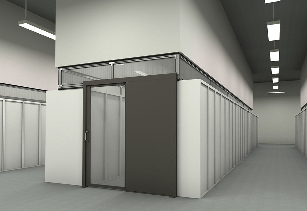 949101AA D53C 1759 35F6FE3EC16E5107 source - 5 Benefits of a Sliding Door for Cool Shield Aisle Containment | <span>Cool-Shield</span>