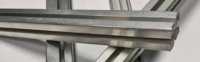 Aluminum Channel for Aisle Containment