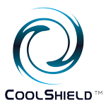 cold and hot aisle containment logo icon