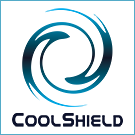 hot and cold aisle containment logo icon