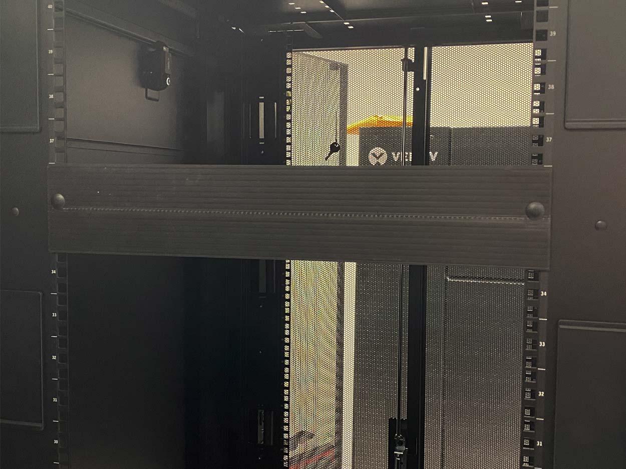 Rackfill Blanking Panels 2U 1 - RackFill Blanking Panels