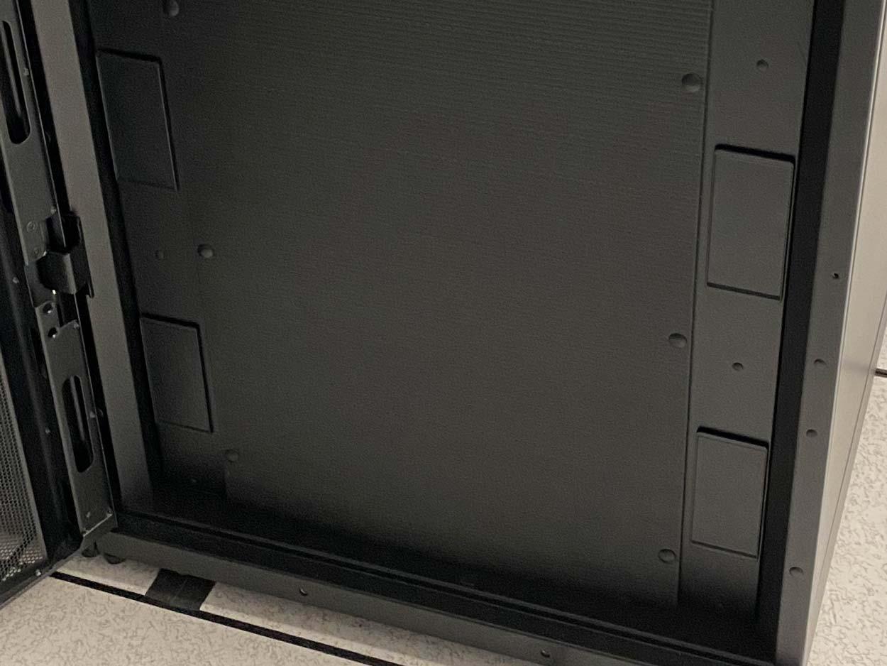 Rackfill Blanking Panels Full - RackFill Blanking Panels