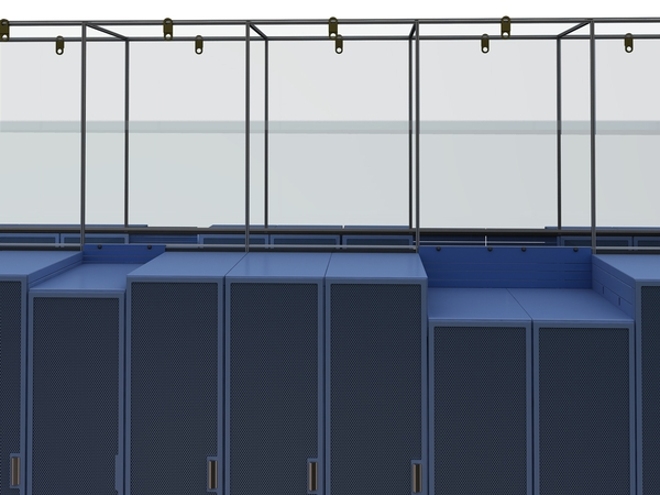 Aisle Containment Filler Panels