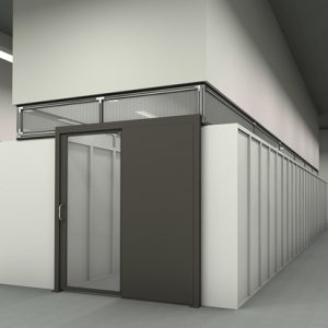 Aisle Containment Doors