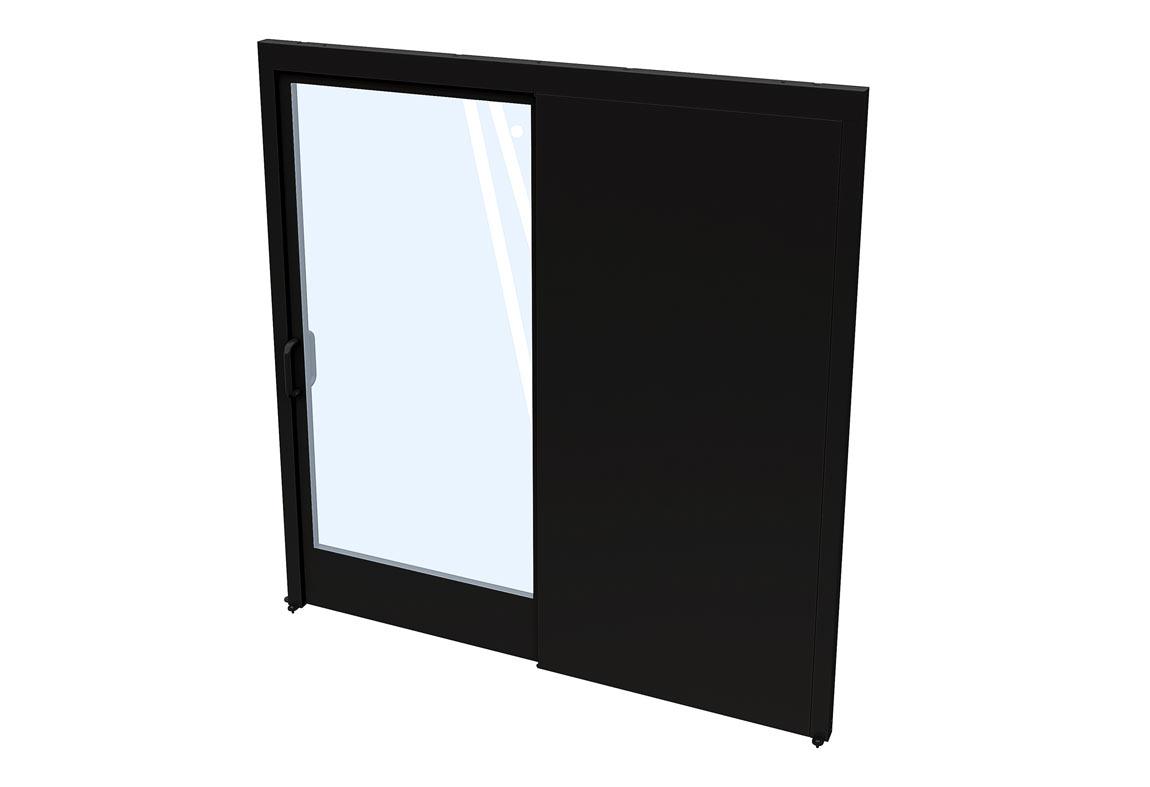 Deluxe Sliding Containment Door