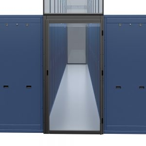 Single Hinged Containment Door 300x300 - Single-Hinged Doors