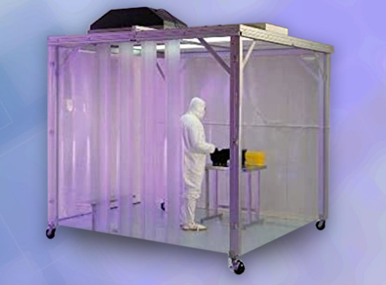 Cleanroom Enclosure Isolation Systems
